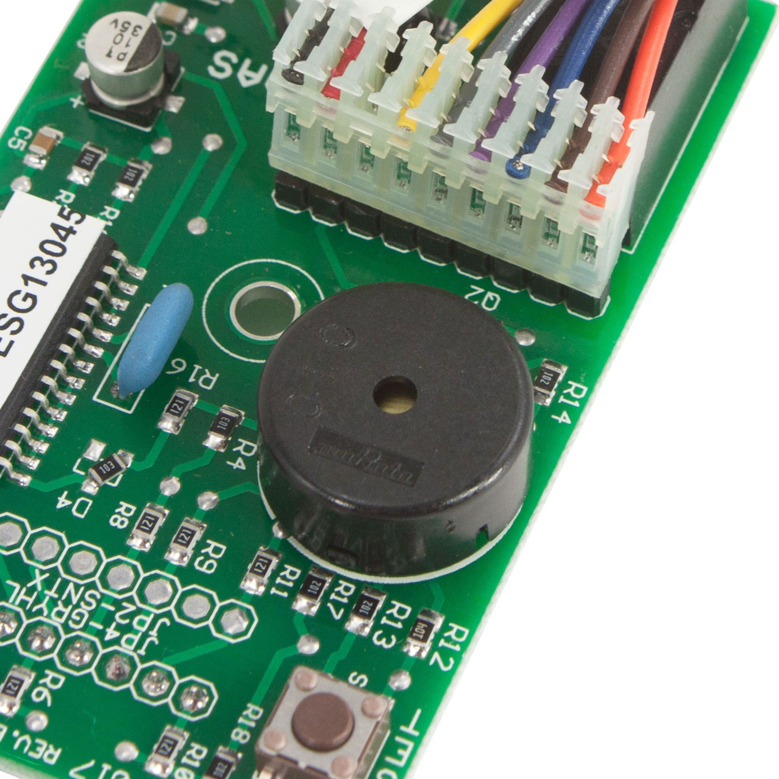 Circuit Board For 19 100sg Keypad Aas 30 017a G 100 Shop Electronic Penny Shown Scale Closeup