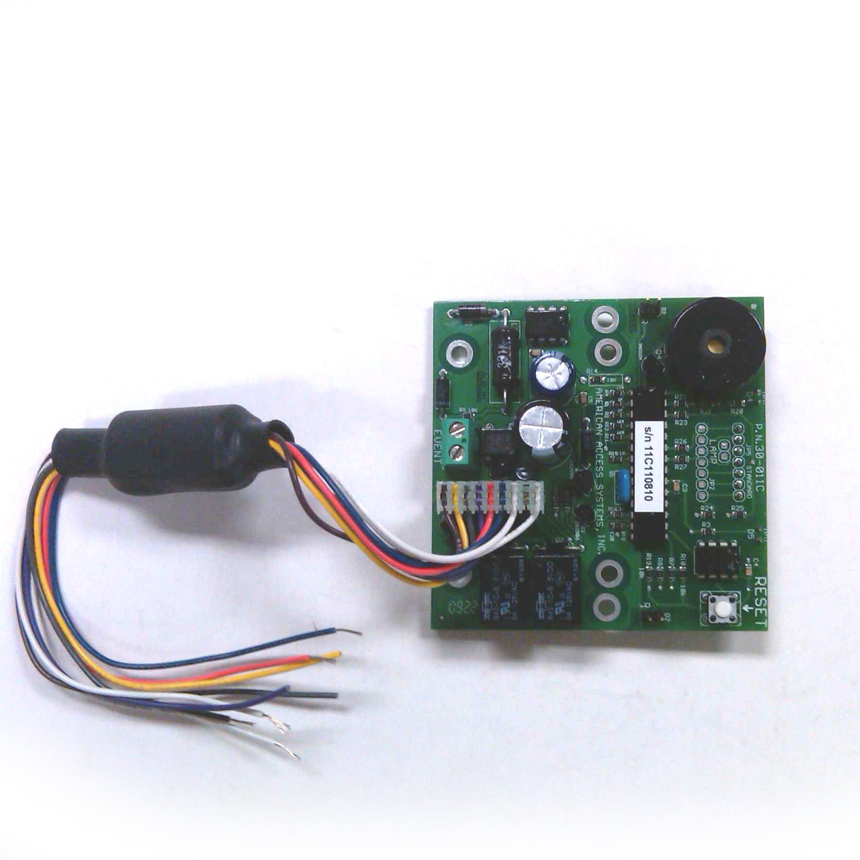 Replacement Kit For 30 013 Circuit Board Aas 011k Shop Boards